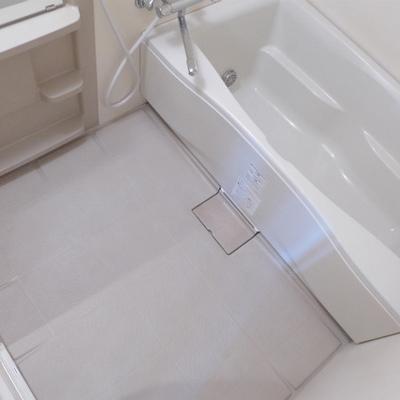 お風呂もゆとりのある広さです!