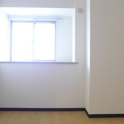 北側の洋室は4.5帖、コンパクト。