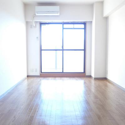 南東向きのお部屋は明るく気持ちが良い!