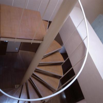 螺旋階段あります