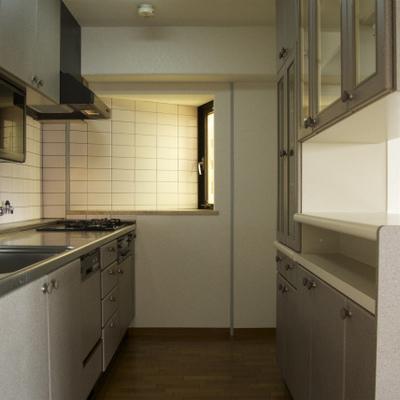 食器棚もあり!
