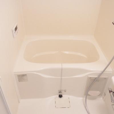 お風呂綺麗でいいですね!