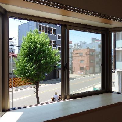 出窓が素敵♪