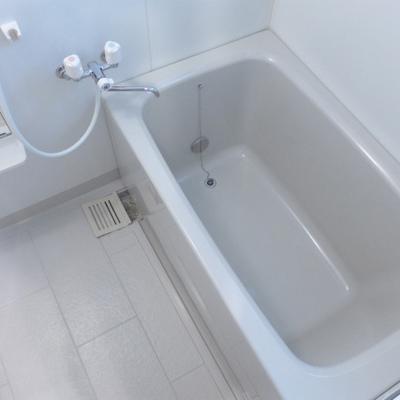 お風呂も普通。でも問題なし。