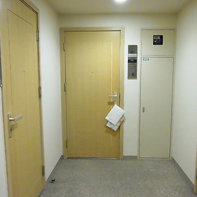 4階フロア共用部