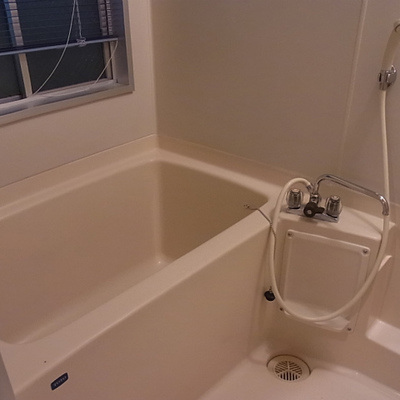 お風呂に窓があるのがいい