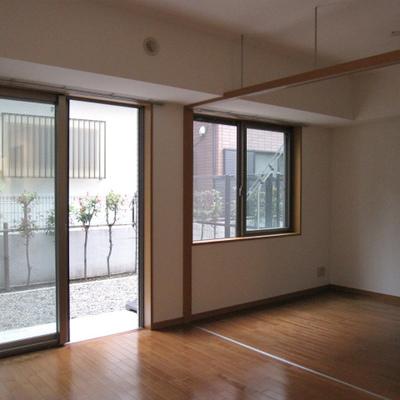 居室の様子。※写真は1階の似た間取りの別部屋です