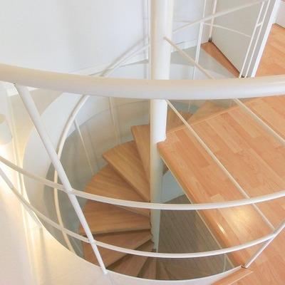 ぐるぐる螺旋階段※写真は前回募集時のものです