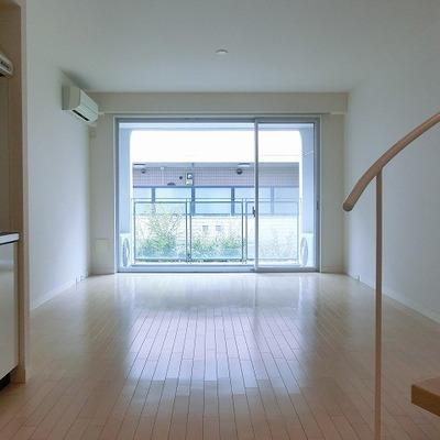 大きな家具を置いても余裕の広さ!※写真は前回募集時のものです