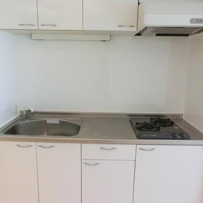 2口コンロのキッチン※写真は前回募集時のものです