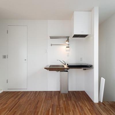 デザインキッチン。