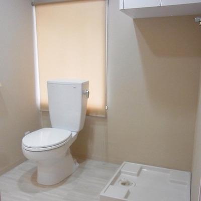 トイレゆったり