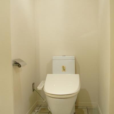 トイレも脱衣所に一緒になってます