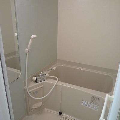 お風呂も、