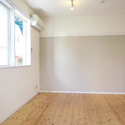 清潔感のあるお部屋ですよ
