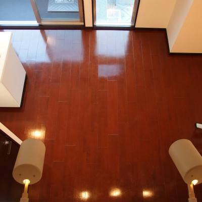 床色がとてもキレイ
