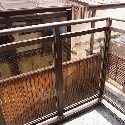 2階のミニバルコニー