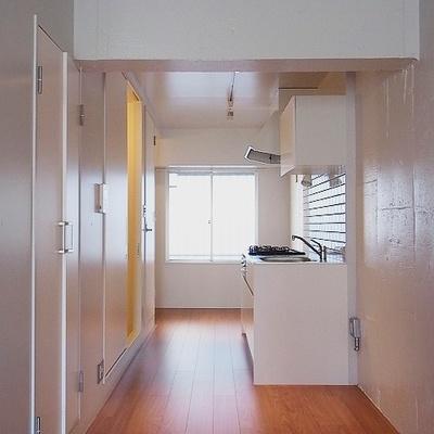 キッチンにも窓アリ※写真は前回掲載時のものです。