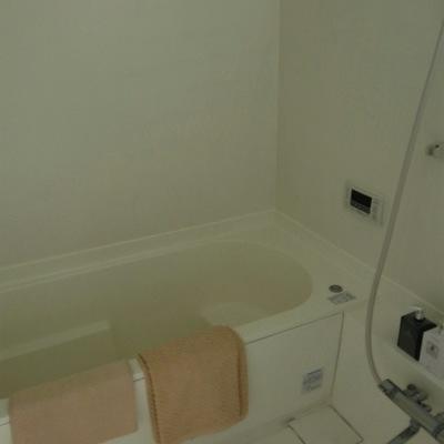 お風呂充実!!!(写真は3階です)