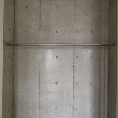 収納部分(写真は3階です)