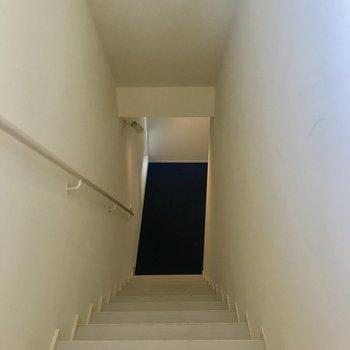 階段を降りると…※写真は前回募集時のものです