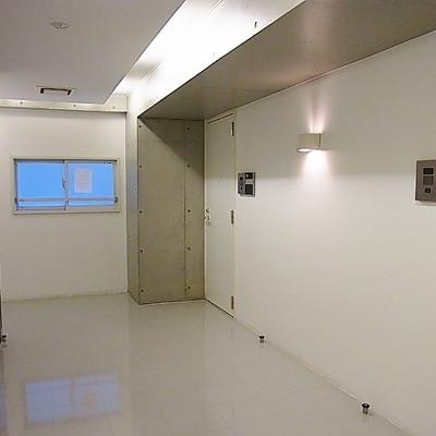 廊下までデザインされてます