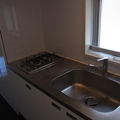 キッチンに窓は良いポイント※写真は別部屋です。