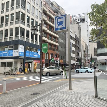溜池山王駅11番出口から徒歩約2分です。
