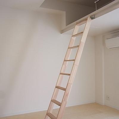 少し天井が高め