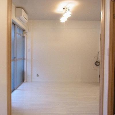 居室部分も広さがあります※写真は前回募集時のものです。