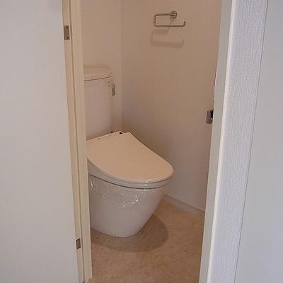 トイレはこんな感じ(※写真は前回募集時のもの)