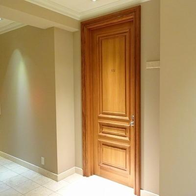 廊下の雰囲気もすごい