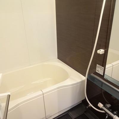 お風呂も綺麗