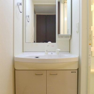 ユニットの洗面台です。※写真は別室