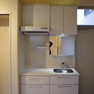 キッチンはIHです