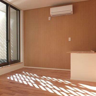 日当たりのいいお部屋です。