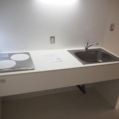 キッチンスペース※写真は前回募集時のものです