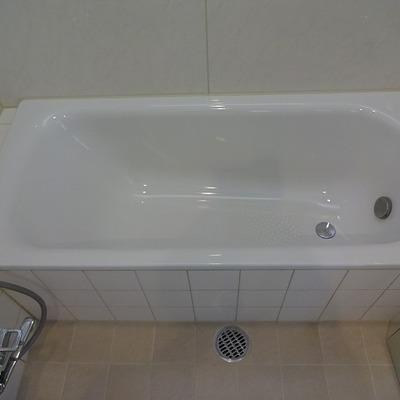 かわいいお風呂!