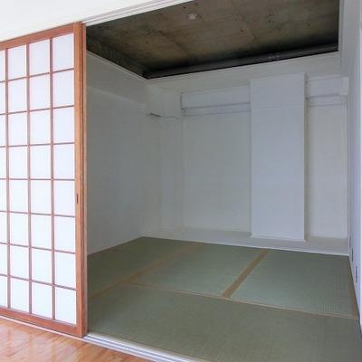 4.5帖の和室スペース