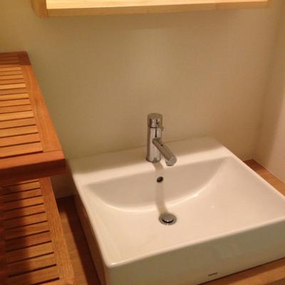 洗面台がかわいい※写真は前回募集時のものです