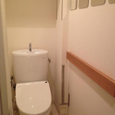 トイレ、個室でいいでしょ※写真は前回募集時のものです