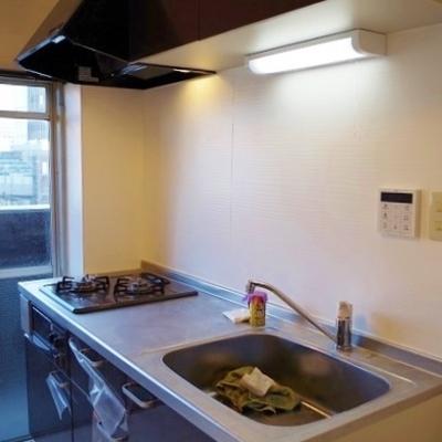 【DK】広々キッチンで料理もしやすそう※写真は前回募集時のものです