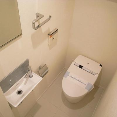 トイレ(写真は別室)