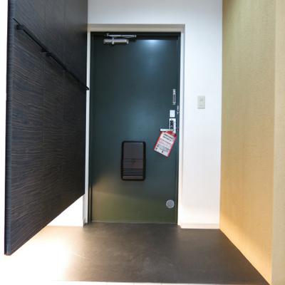 玄関のデザインは気持ち上がっちゃいます!