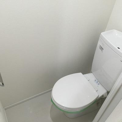 トイレもすっきり
