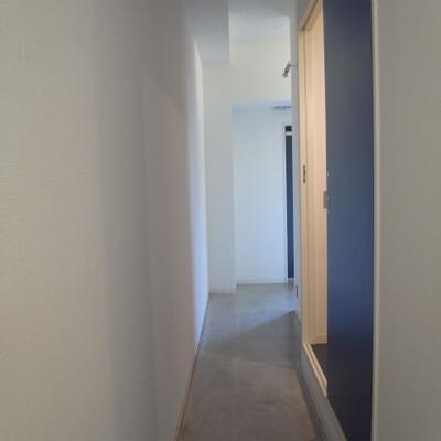 廊下の部分