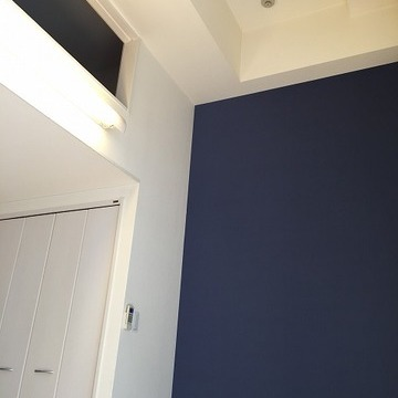 ロフトがない部分の天井の高さ。。。やばいです。
