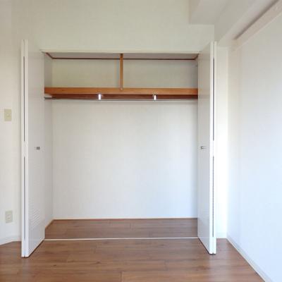 収納は各部屋にあります