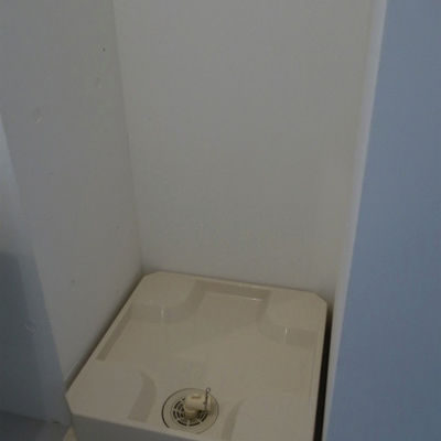 室内洗濯機置き場※画像は別室