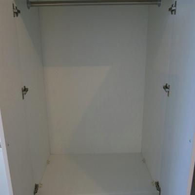 容量はこんな感じ。※画像は別室